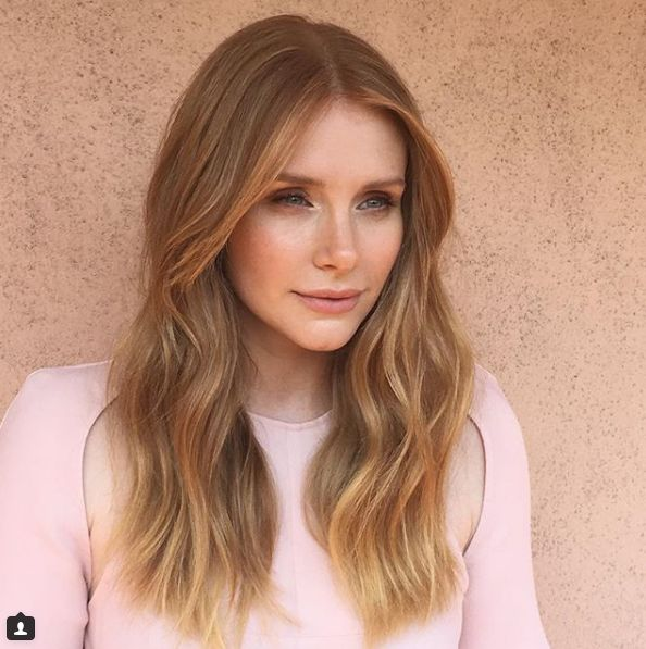 Bryce Dallas Howard Amazing
