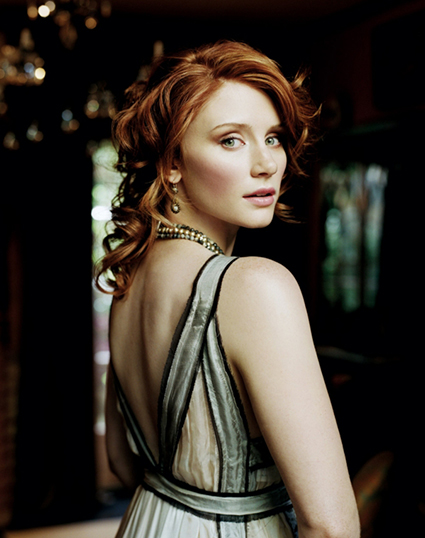 Bryce Dallas Howard Back