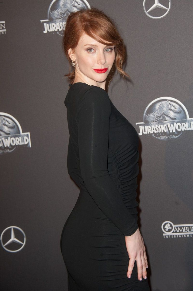 Bryce Dallas Howard Booty Secret