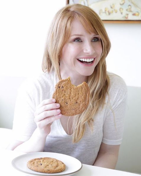 Bryce Dallas Howard Breakfast