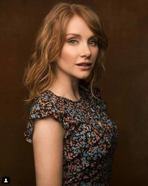 Bryce Dallas Howard Goodlooking