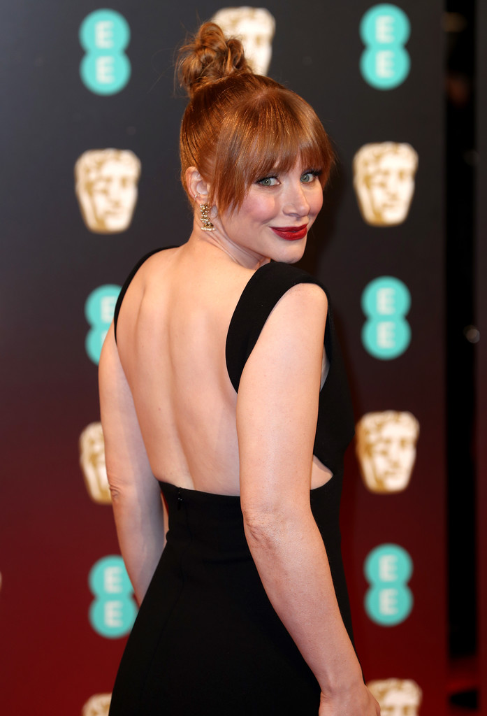 Bryce Dallas Howard Hot Back