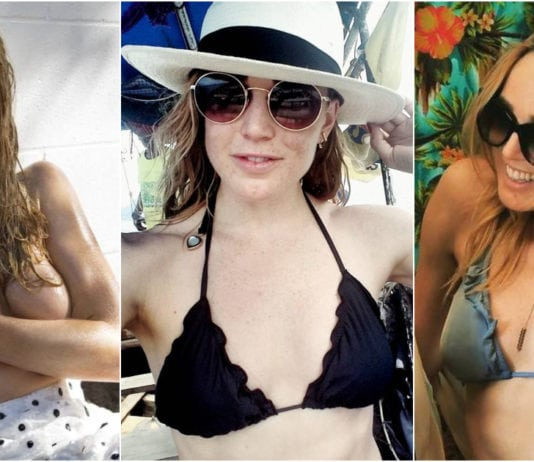 33 Hottest Caity Lolz Bikini Pictures - Sara lance - White Canary - Arrowverse