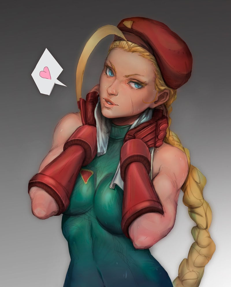 Cammy Eyes
