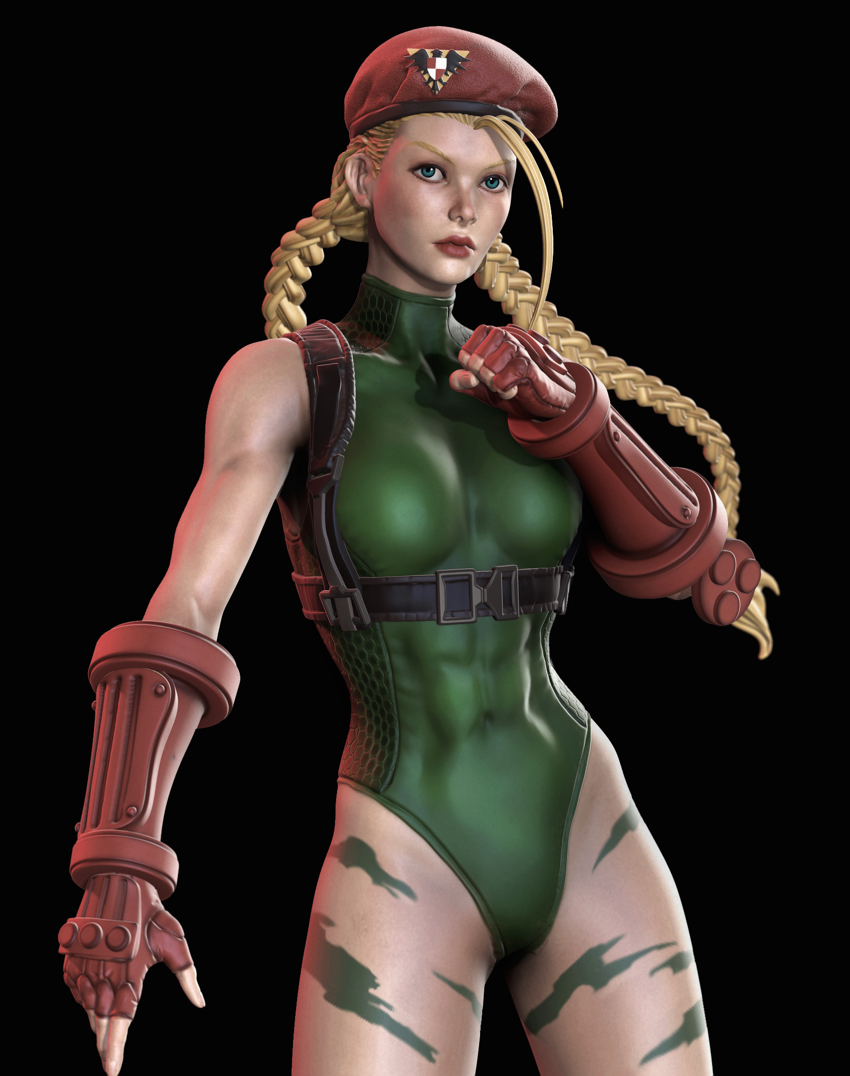 Cammy Look