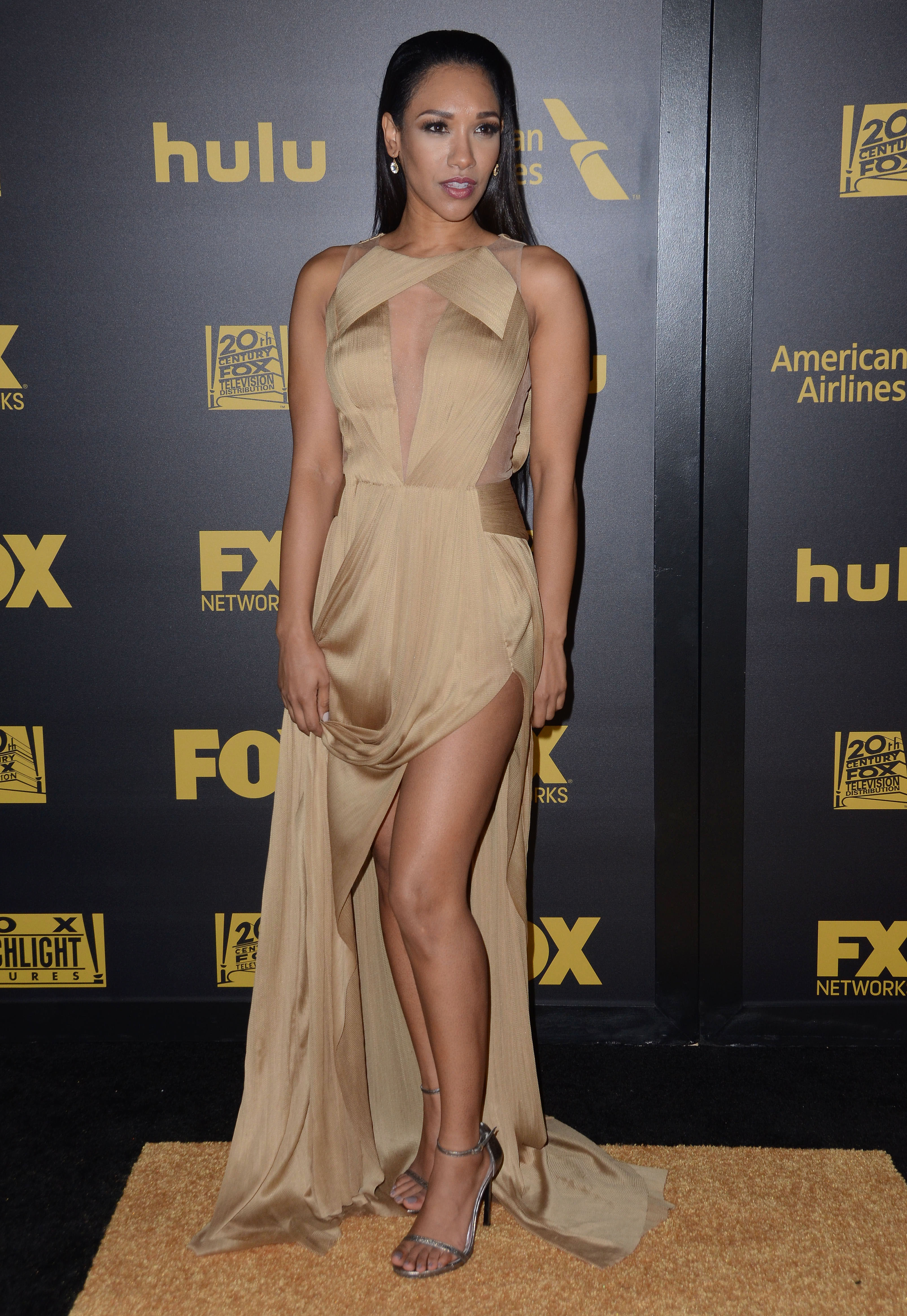 FOX Golden Globes Awards Party 2016 Sponsored by American Airlines