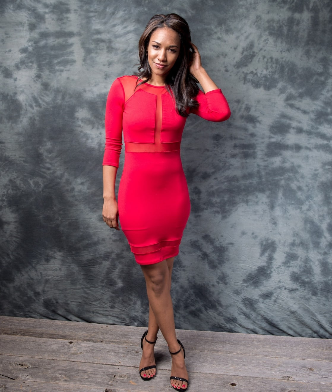Candice Patton Red Hot