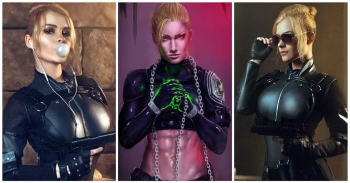 29 Hot Pictures Of Cassie Cage From Mortal Kombat-2718
