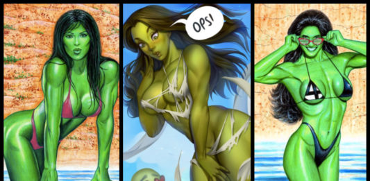 She-hulk hot pictures She-hulk Sexy pictures