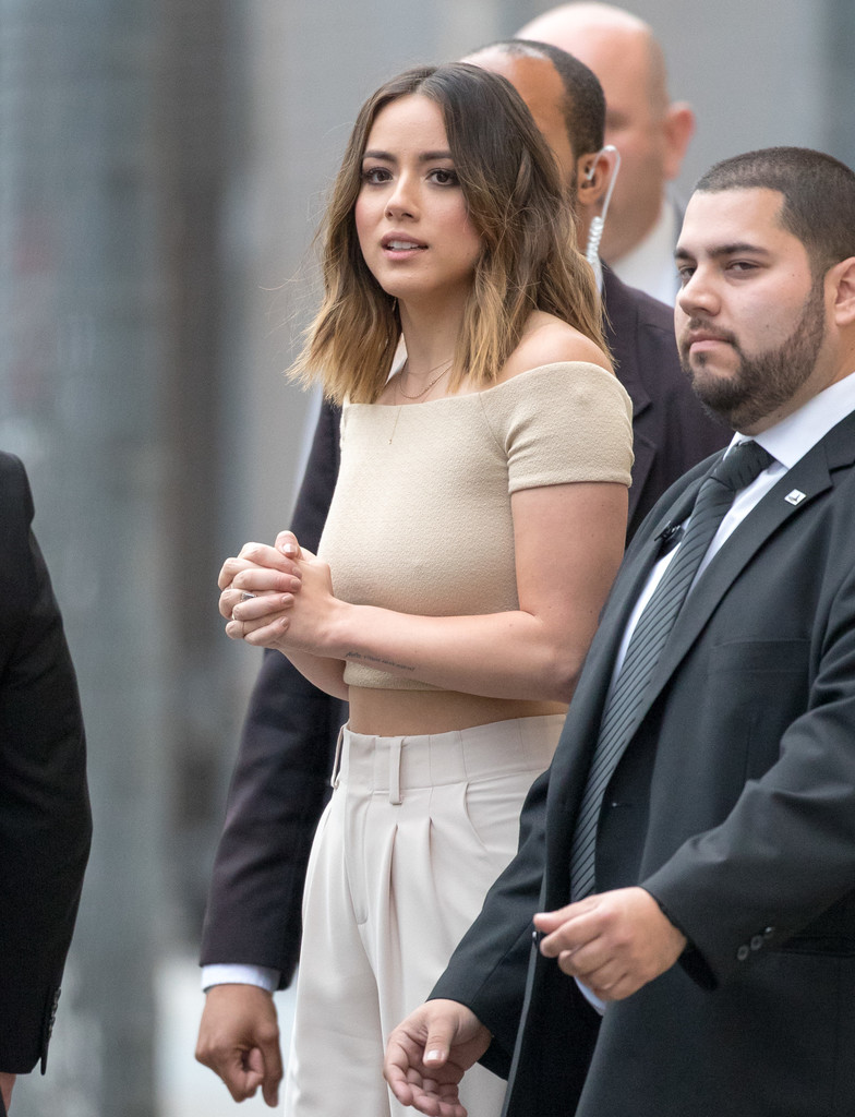 Chloe Bennet Sexy Pictures