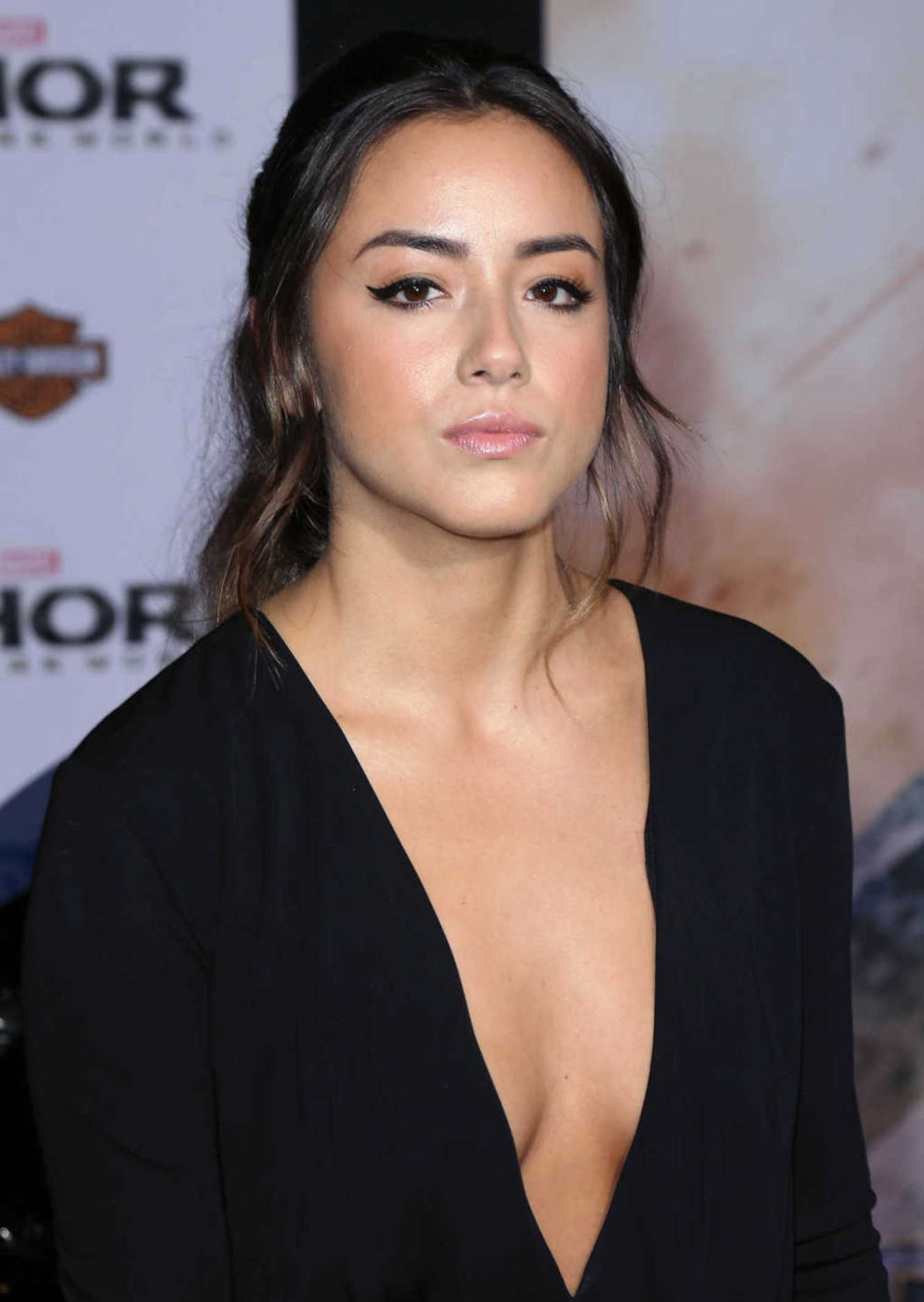 Celebrity Chloe Bennet nude photos 2019