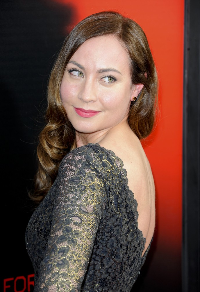 Courtney Ford Backless