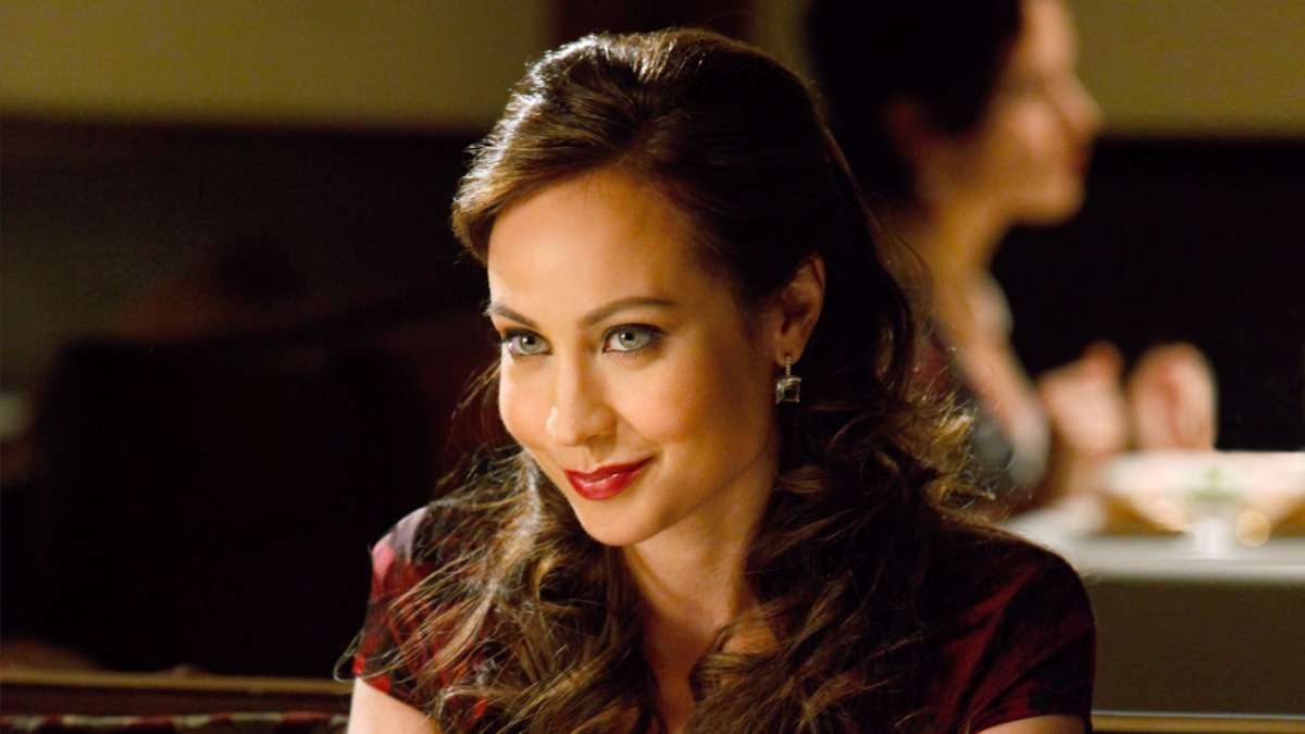Courtney Ford Sexy Lips