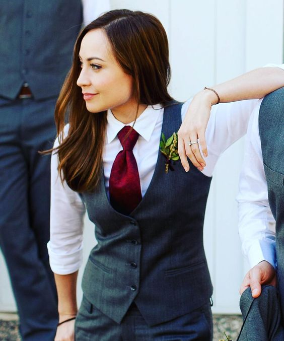 Courtney Ford Suit