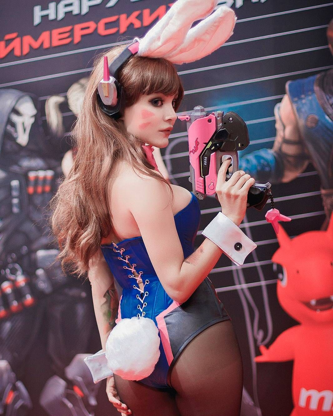 D.Va Hottie Back