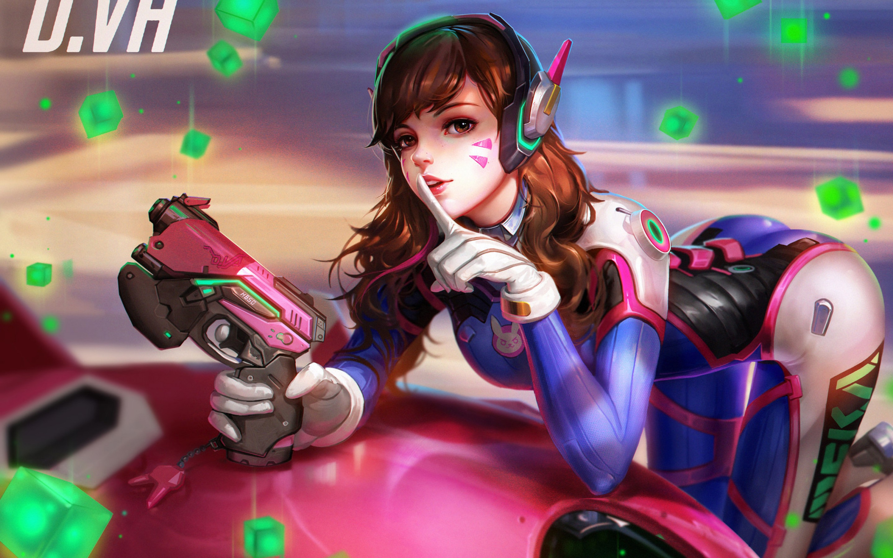 D.Va Mind-Blowing
