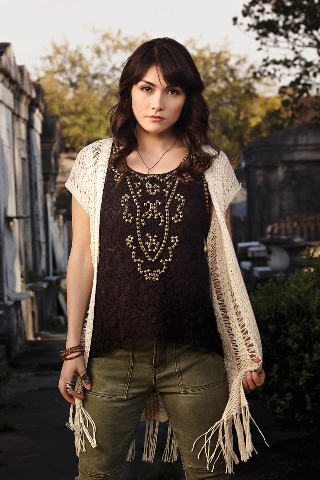 Daniella Pineda Awesome