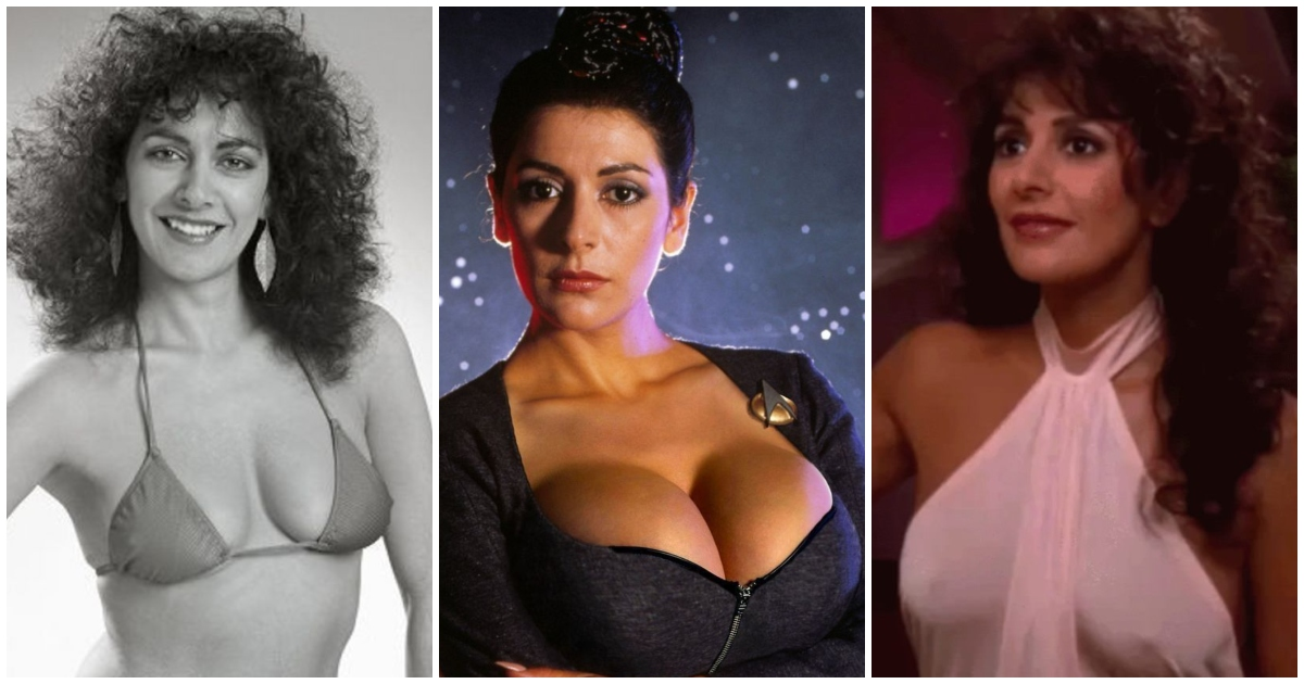 Recommend marina sirtis tits for