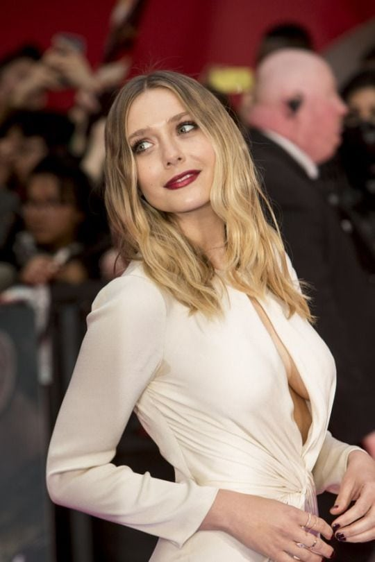 Elizabeth Olsen Red Carpet