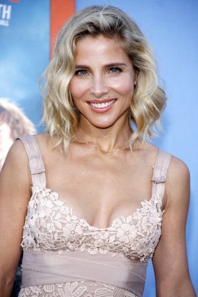 Elsa Pataky Blonde Hair
