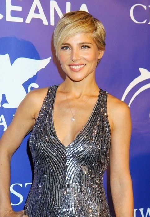 Elsa Pataky Short Hair