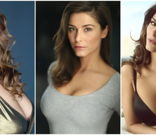 Elysia Rotaru - Taiana Venediktov In Arrow TV Series