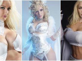 27 Hottest Emma Frost Cosplays Will Make You Crave To See Her Upcoming X-Men Movies