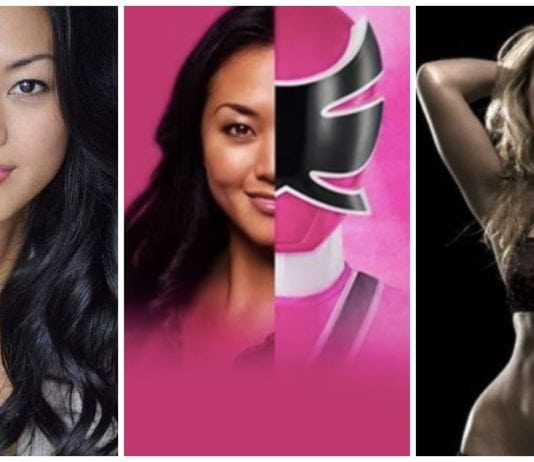 30 Hot Pictures Of Erika Fong - Pink Ranger In Power Rangers Samurai
