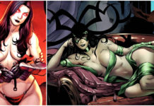 29 Hot Pictures Of Hela - The Hottest MCU Villain