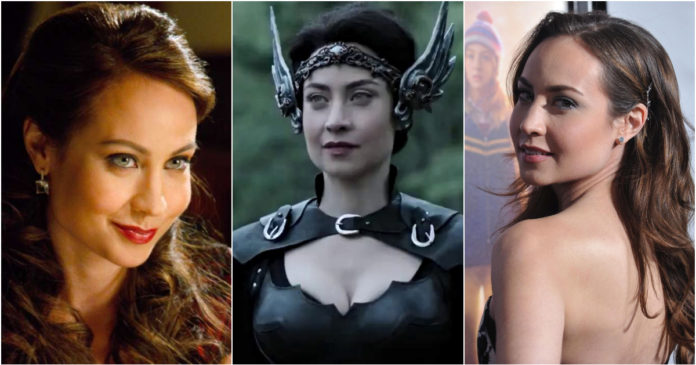 37 Hot Pictures Of Courtney Ford - Nora Darhk In Legends Of Tomorrow