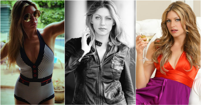 33 Hot Pictures of Jes Macallan - Ava Sharpe In Legends Of Tomorrow