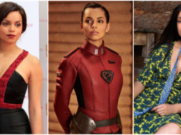 27 Hot Pictures Of Georgina Campbell - Lyta-Zod In Krypton TV Series