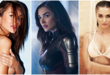 43 Hot Pictures Of Amy Jackson - Saturn Girl In Supergirl TV Series