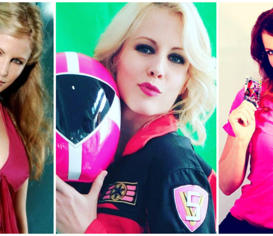 27 Hot Pictures Of Alison MacInnis - Pink Ranger In Power Rangers Lightspeed Rescue