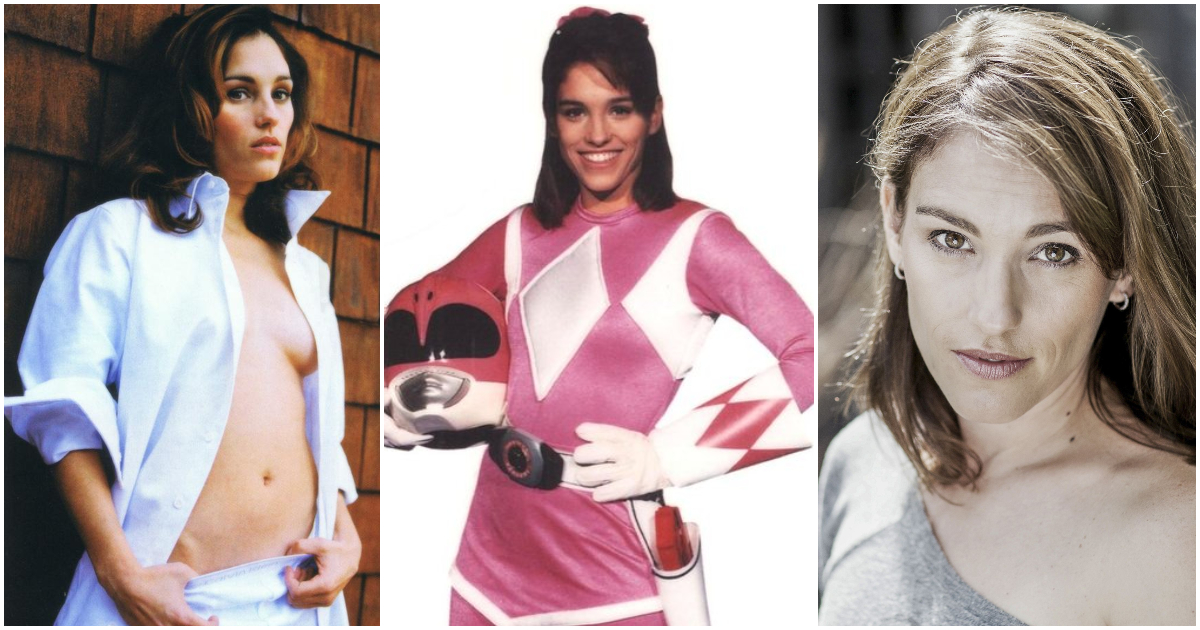 Speaking, Amy jo johnson power rangers not