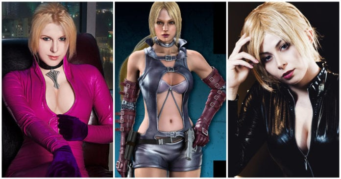 27 Hot Pictures Of Nina Williams From Tekken