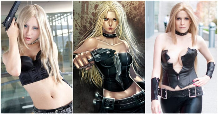 24 Hot Pictures Of Trish From Devil May Cry