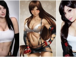 36 Hot Pictures Of Tifa Lockhart From Final Fantasy