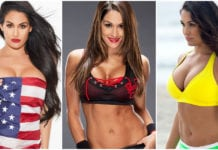 37 Hot Pictures Of Nikki Bella WWE Diva