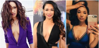 32 Hottest Instagram Pictures Of Candice Patton