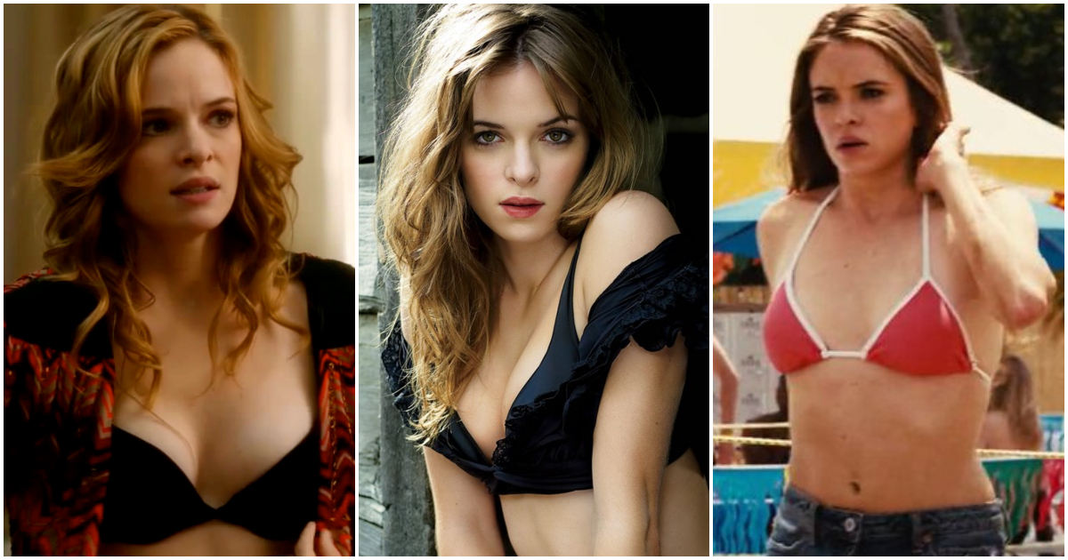 That Danielle panabaker has big sexy boobs something is