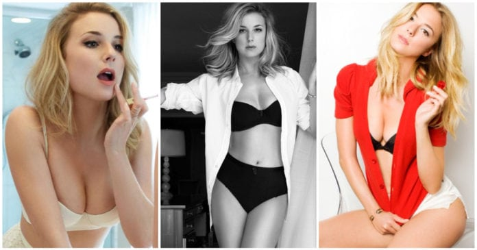 39 Hot Pictures Of Emily VanCamp- Sharon Carter In Marvel Movies