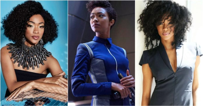 38 Hot Pictures Of Sonequa Martin Green Michael Burnham From Star Trek: Discovery