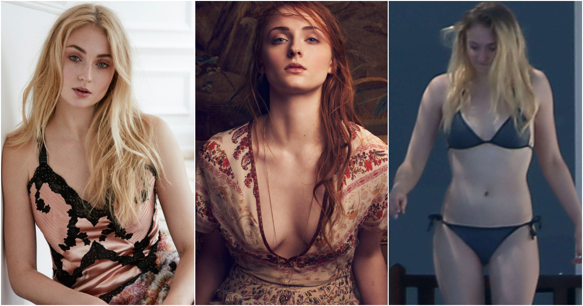 41 hot pictures of sophie turner - sansa stark actress in