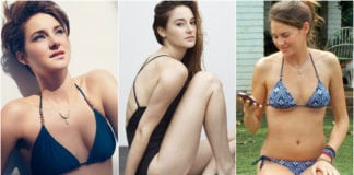 39 Hot Pictures Of Shailene Woodley- Tris In Divergent Actress