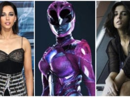 33 Hot Pictures Of Naomi Scott - Pink Ranger In Power Rangers Movie