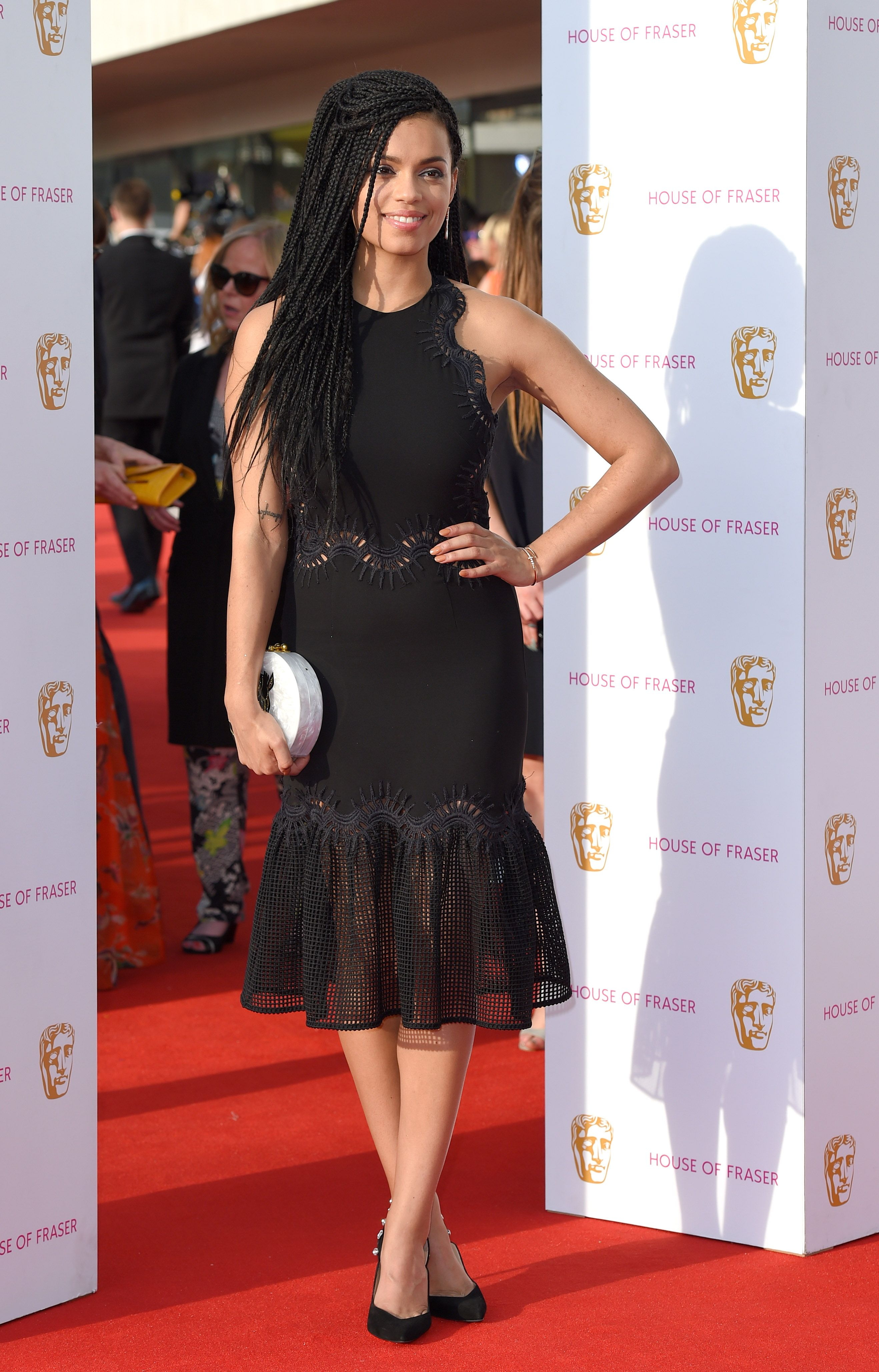 Georgina Campbell Red Carpet