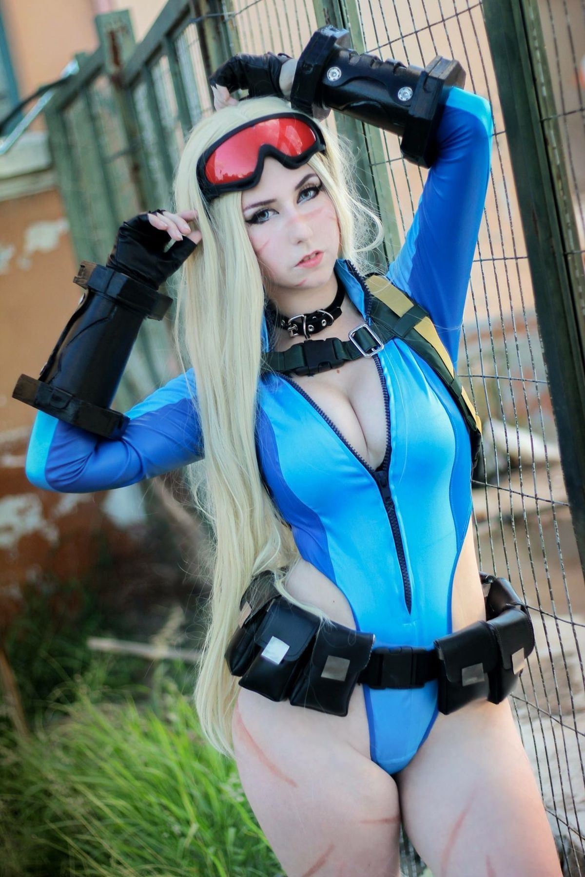 Giu Hellsing as Cammy