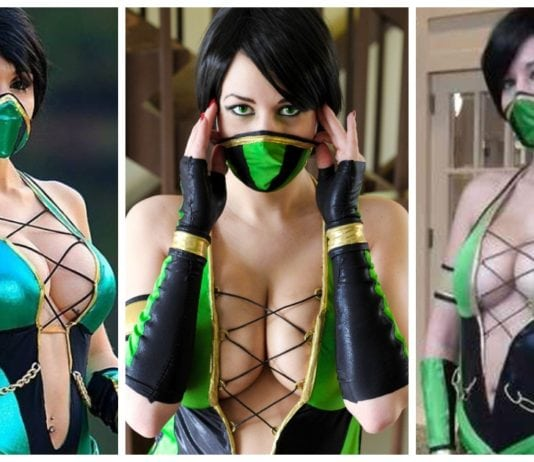 33 Hot Pictures Of Jade From Mortal Kombat