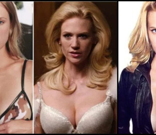 January Jones Hot And Sexy Pictures